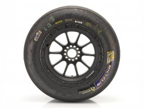 Original Michelin Corrida Pneus 24/57-13 Com aro Formel Renault 2.0