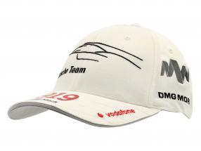 Porsche Team Cap Mark Webber 919 Hybrid hvid