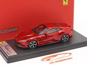 Ferrari Portofino M Byggeår 2020 Portofino rød 1:43 LookSmart