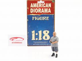 Lowriders figuur #1 1:18 American Diorama