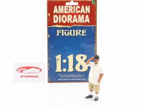 Lowriders figur #2 1:18 American Diorama