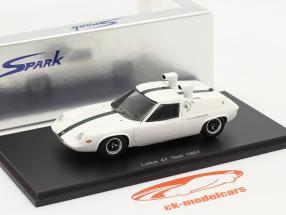 Lotus 47 Schnorkel test Voiture 1967 blanc 1:43 Spark