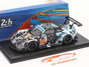 Porsche 911 RSR #77 2ª LMGTE-Am 24h LeMans 2020 Dempsey-Proton Racing 1:43 Spark