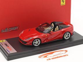 Ferrari 812 GTS Spider Baujahr 2019 corsa rot 1:43 LookSmart