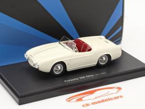 Porsche 956 Ghia prototype year 1953 white 1:43 AutoCult