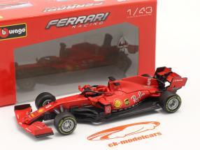 Sebastian Vettel Ferrari SF1000 #5 Österreich GP Formel 1 2020 1:43 Bburago