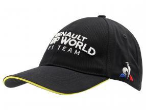 Boné da equipe Renault DP World F1, preto