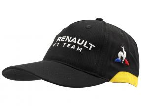 Cap Renault F1 Team Preto / amarelo (Adultos)