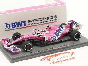 Lance Stroll Racing Point RP20 #18 Belgien GP Formel 1 2020 1:43 Spark