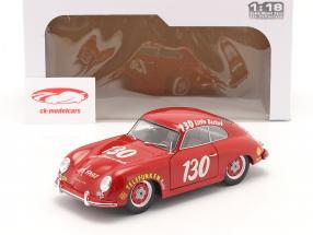 Porsche 356 Pre-A Coupe 1953 #130 James Dean Tribute rot 1:18 Solido