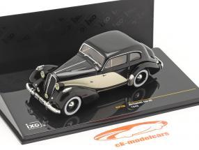Hotchkiss 686 GS Anno di costruzione 1949 nero / avorio 1:43 Ixo