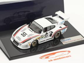 Porsche 935 K3 #55 Classer Gagnant Gr. 5 24h LeMans 1981 1:43 Fujimi