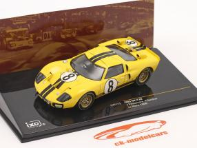Ford GT40 MK II #8 Gardner 24h Le Mans 1966 Whitemore, Gardner 1:43 IXO