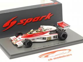 Nelson Piquet McLaren M23 #29 Österreich GP Formel 1 1978 1:43 Spark