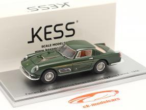 Ferrari 410 Superamerica Series III Coupe Baujahr 1958 grün 1:43 KESS