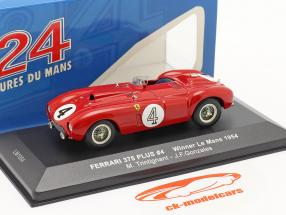 Ferrari 375 Plus #4 Winnaar 24h LeMans 1954 Trintignant, Gonzales 1:43 Ixo