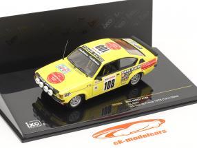 Opel Kadett #108 J.L. Clarr 4e reis de Frankrijk 1979 1:43 Ixo