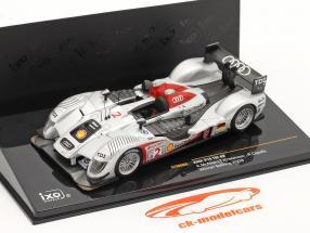 Audi R15 TDI N° 2 McNish, Kristensen, Capello Vainqueur 12h Sebring 2009 1:43 Ixo