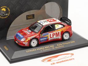 Citroen Xsara WRC n º 20 Rally Finland 2006 1:43 Ixo