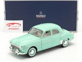 Renault Fregate Byggeår 1959 erin grøn 1:18 Norev