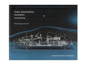 Book: Porsche Engineering: Vision - Konstruktion - Innovation (German)