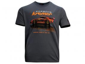 T-Shirt Kremer Racing Jägermeister Porsche 935 K3 Grigio