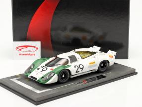 Porsche 917/69 #29 vincitore 1000km Zeltweg 1969 Siffert, Ahrens Jr. 1:18 BBR