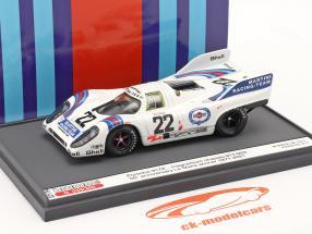 Porsche 917K #22 Gagnant 24h LeMans 1971 50e Anniversaire 1:43 Brumm