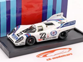 Porsche 917K #22 gagnant 24h LeMans 1971 Marko / van Lennep 1:43 Brumm