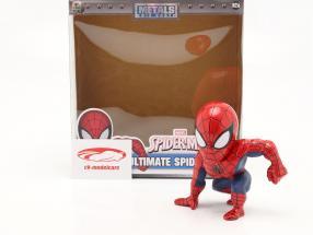 Ultimate Spider-Man Marvel 6 inch chiffre rouge / bleu Jada Toys