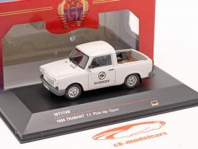 Trabant 1.1 Escolha pra cima ano 1990 luz cinza 1:43 IST-Models