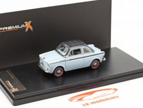 NSU-Fiat Weinsberg 500 Ano 1960 azul 1:43 Premium X