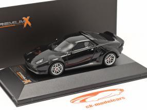Lancia Stratos Ano 2010 preto 1:43 Premium X
