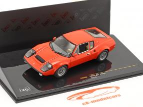 Ligier JS2 Coupe År 1972 rød 1:43 Ixo