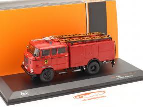 IFA W50 Brandvæsen Sonnenberg rød 1:43 Ixo