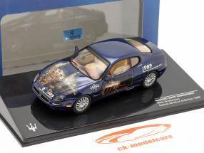 Maserati Coupé Cambiocorsa La chute du Mur de Berlin Ixo 1989 1:43