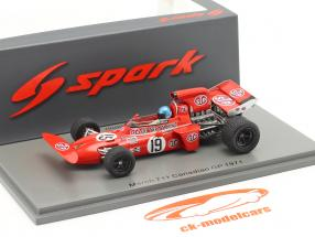 Mike Beuttler March 711 #19 Kanada GP Formel 1 1971 1:43 Spark