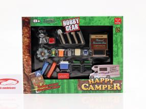 Happy Camper Set 1:24 Hobbygear