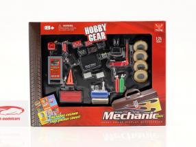 Set meccanico mobile 1:24 Hobbygear