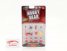 Roadside Assistance Set 1:24 Hobbygear