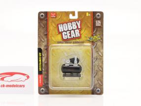 Aire Compresor pequeña 1:24 Hobbygear