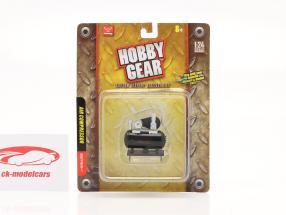 Ar Compressor pequeno 1:24 Hobbygear