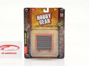 garaje Herramienta caja 1:24 Hobbygear