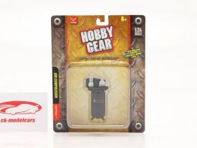 Lucht Compressor groot 1:24 Hobbygear