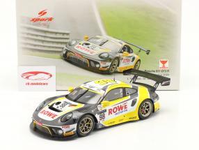 Porsche 911 GT3 R #98 Vencedora 24h Spa 2020 Bamber, Tandy, Vanthoor 1:18 Spark