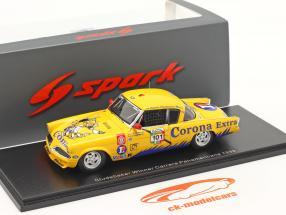 Studebaker Commander Corona #101 vinder Carrera Panamericana 1999 1:43 Spark