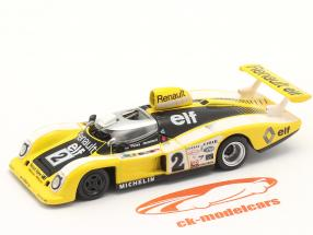 Renault Alpine A442B #2 vencedora 24h LeMans 1978 Pironi, Jaussaud 1:43 Norev