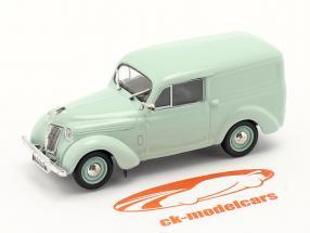 Renault Juvaquatre Anno di costruzione 1937 menta verde 1:43 Norev