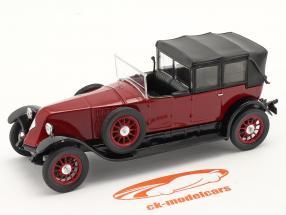 Renault 40 CV MC Byggeår 1923-1923 Rød / sort 1:43 Norev