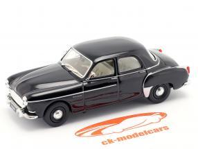 Renault Fregate Ano de construção 1951-1960 Preto 1:43 Norev